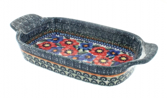 Rectangular Serving Dish w/ Handles