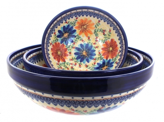 3pc Serving Bowl Set