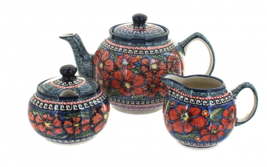 3pc Tea Set