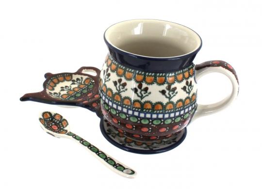 Mug & Saucer Gift Set